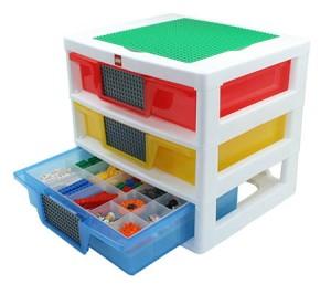 Almacenamiento Y Organizaci 243 N De Las Piezas Lego